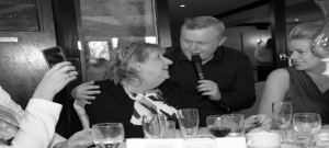 Viva singing waiters surprise waiters