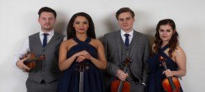 High Row String Quartet