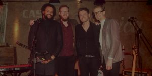 Cassette Player wedding band