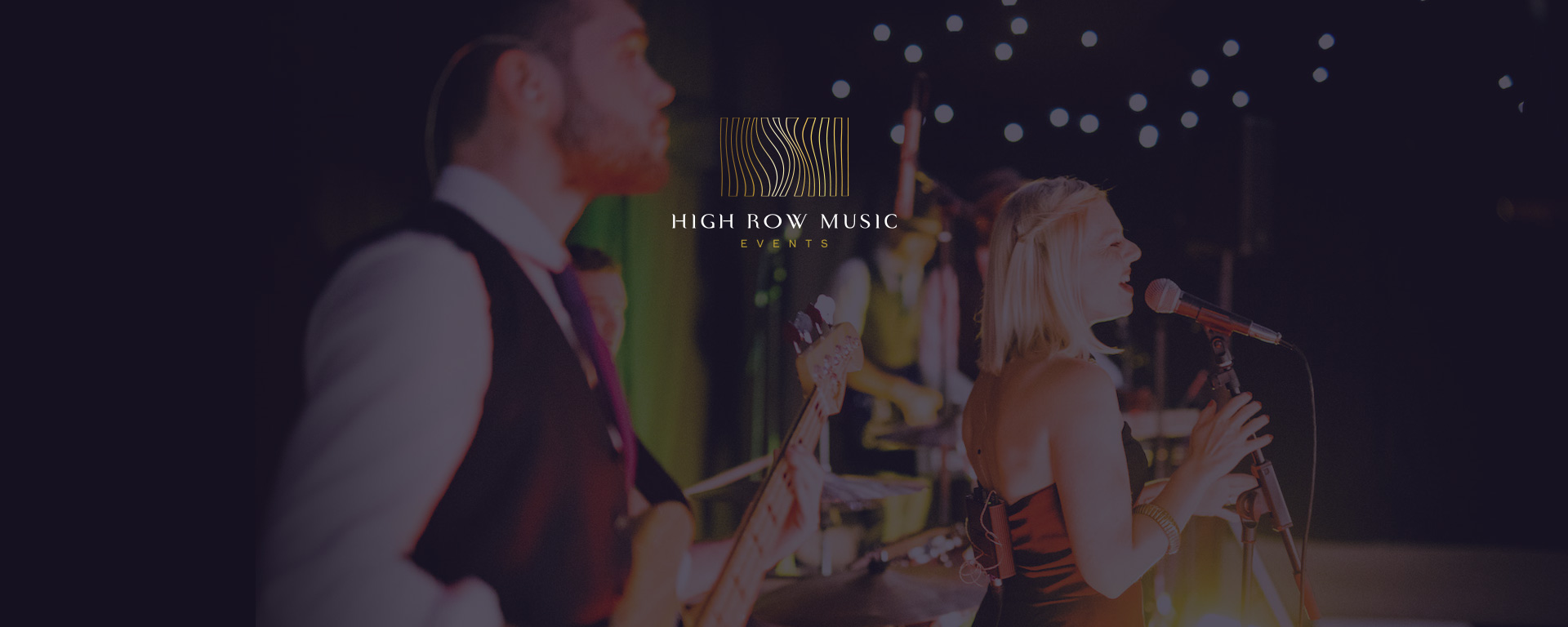 Music Agency - High Row Music Events