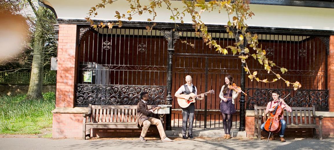 Wedding Quartet Music