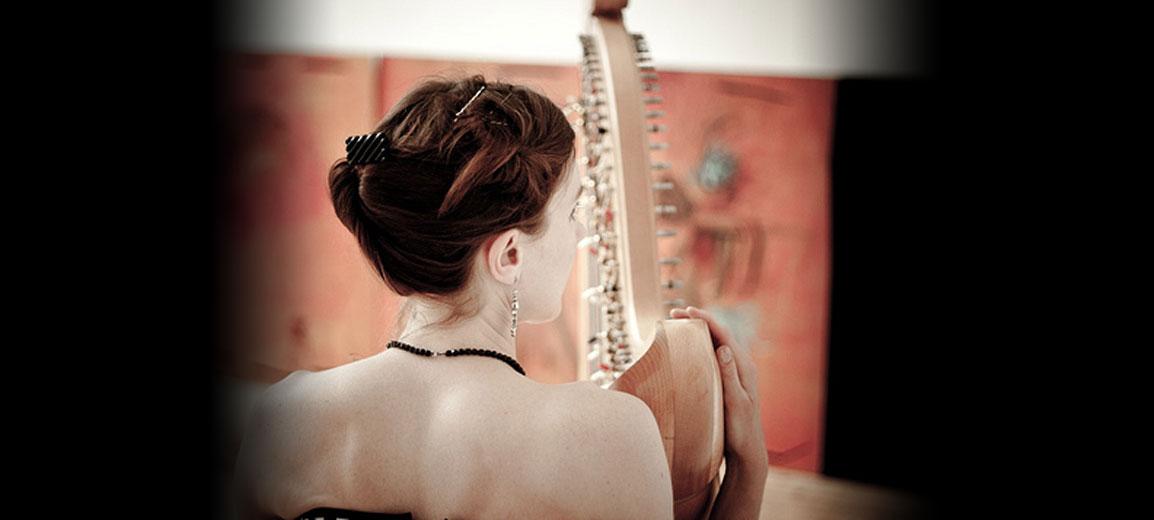 Tamsin Harpist