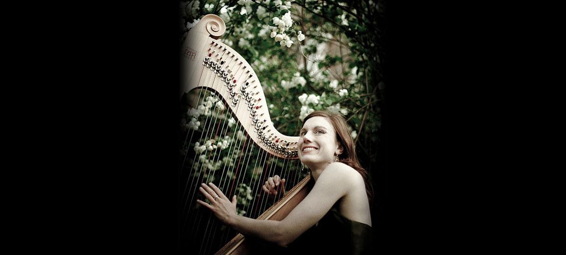 Harpist Hire