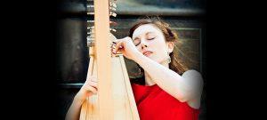 Tamsin Harpist Hire