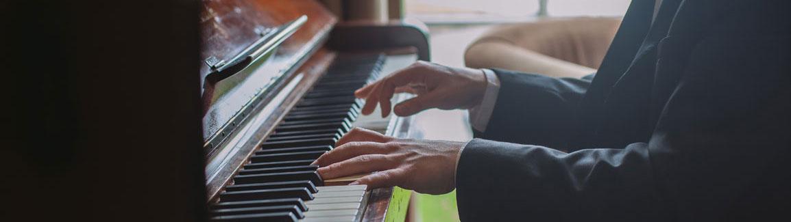 Pianist Wedding Ceremony Music