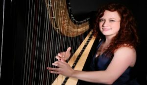 Hire a harpist - Rachel Harpist