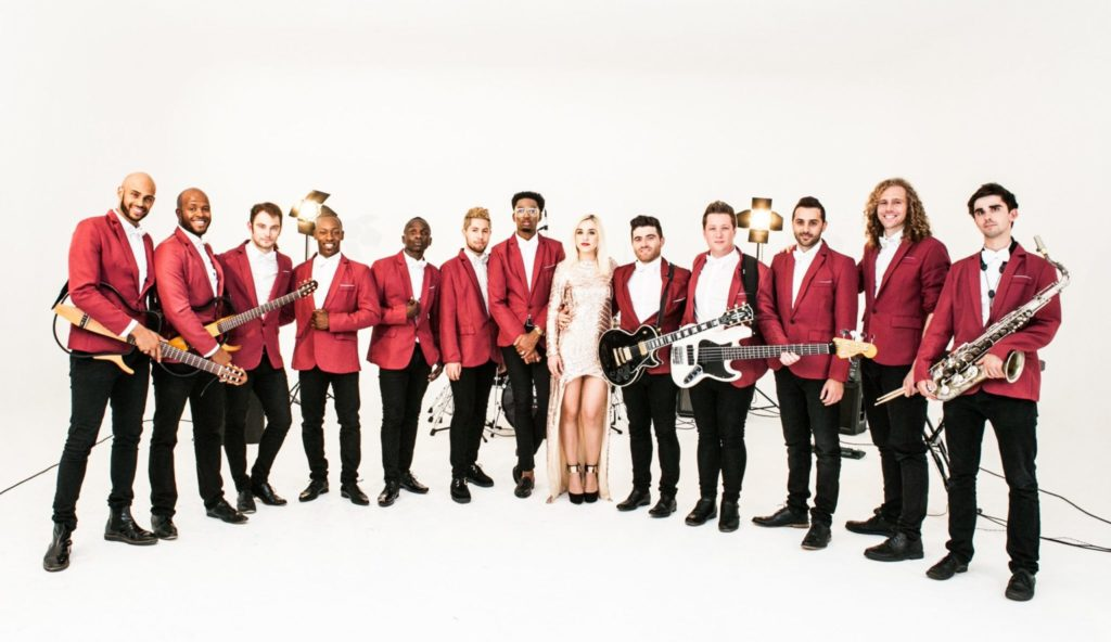 Bespoke Band wedding musicians Header shot for Harrogate