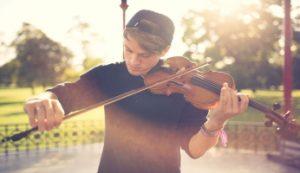 Violin Fusion electric violin wedding violin corporate entertainment