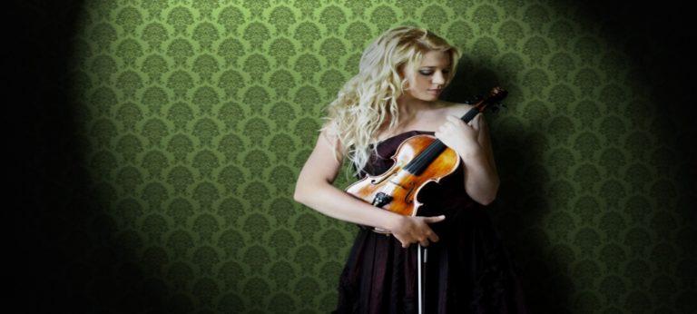 Electro Strings prepares to play wedding reception music in Harrogate