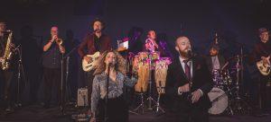 Soul and funk wedding band