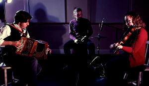 Hire Ceilidh Band Performing