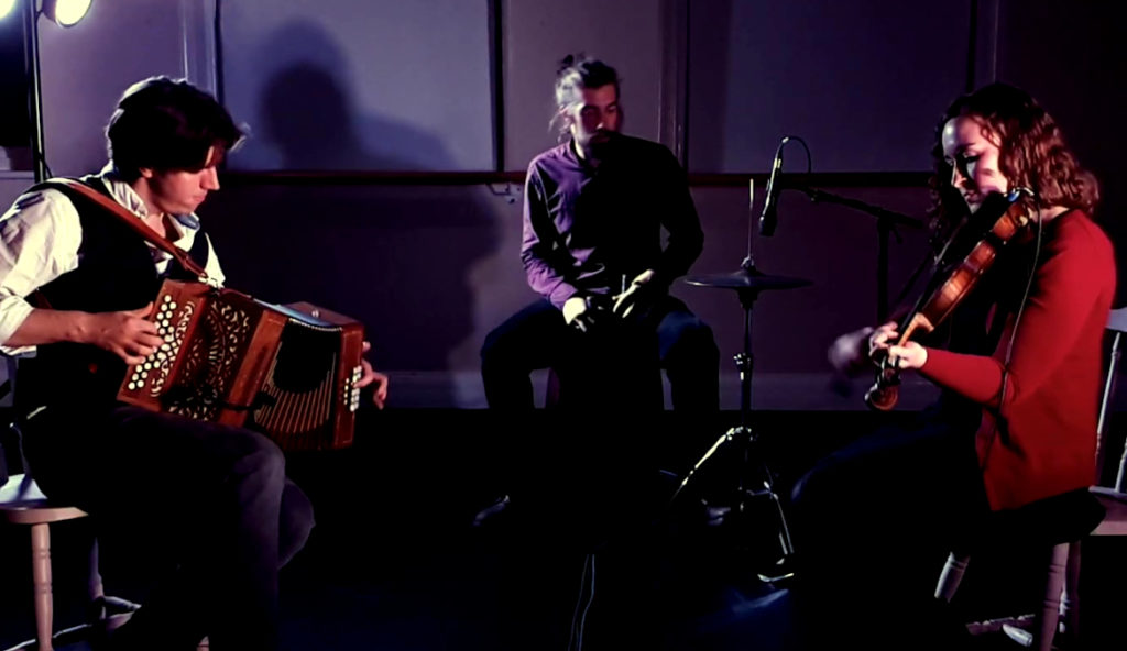 Ceilidh wedding musicians play Harrogate wedding reception music
